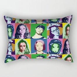 Clone Pop Rectangular Pillow