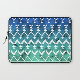 Triangle Tribal Laptop Sleeve