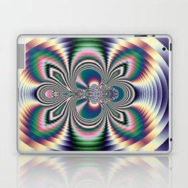 Hypnotic Circles Laptop & iPad Skin