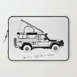 Limted Edition 4xOverland Troopy Laptop Sleeve