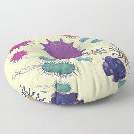 New Life Form Floor Pillow