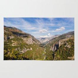 Yosemite River Rug
