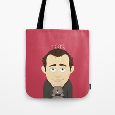 Groundhog Bill Tote Bag