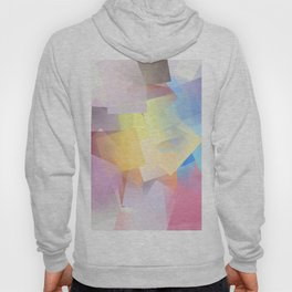 Cubism Abstract 189 Hoody
