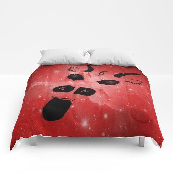 The Demon Comforters