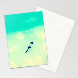 A piece of dragonfly Stationery Cards