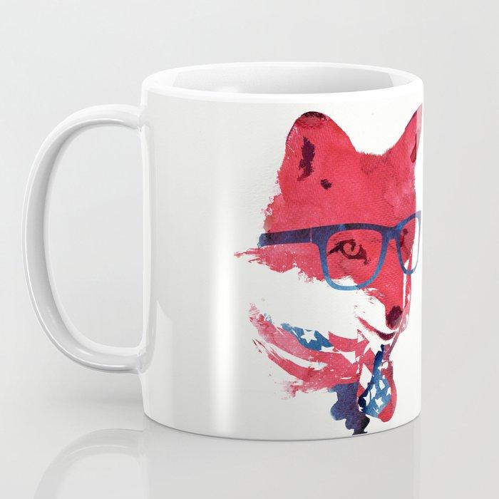 American Fox Coffee Mug