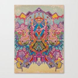 Spirit Bird Canvas Print