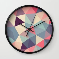 Poison Apple Tris Wall Clock