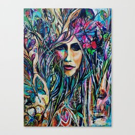 Enchanted Canvas Print