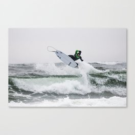 Complete Freedom Canvas Print