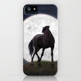 Night Horse iPhone Case
