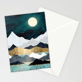 Ocean Stars Stationery Cards
