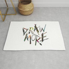 Draw More (Color) Rug