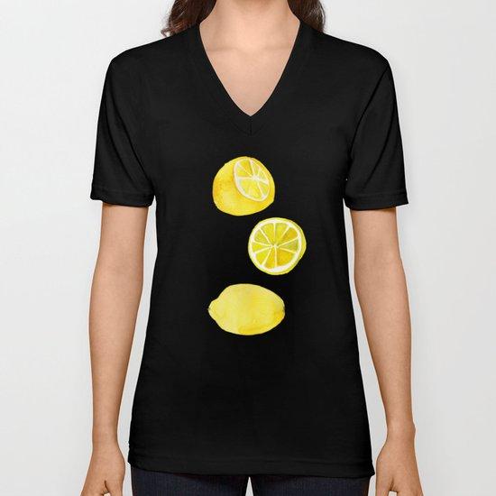 Lemon -ade Unisex V-Neck