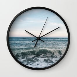 Iphone Untitled 9 Wall Clock