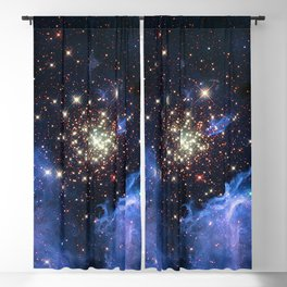 Star Cluster Blackout Curtain