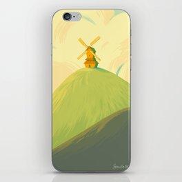 The Windmill iPhone Skin
