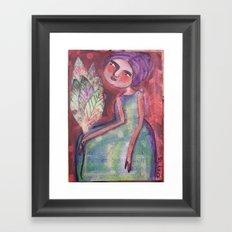 Boquet Framed Art Print