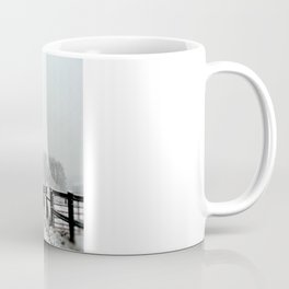 cold fence Coffee Mug