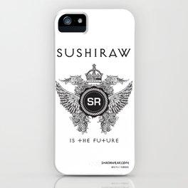 Sushiraw Future iPhone Case