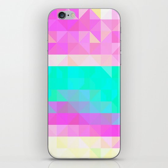 Pink Natures iPhone & iPod Skin