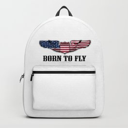 Born to Fly Backpack
