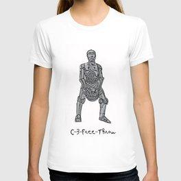 C-3-Free Throw! T-shirt