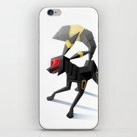 umbreon iPhone & iPod Skins featuring Umbreon by Versiris