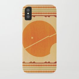 PATTERNS 1-1 iPhone Case