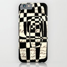 Page 167 iPhone Case