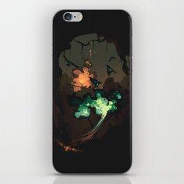 Raven Dance iPhone Skin