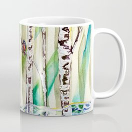 Flooded Forest Coffee Mug