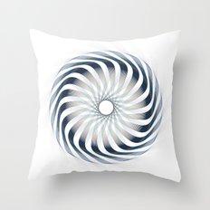 Circle Study No.6 Throw Pillow