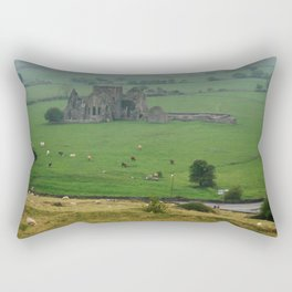 Hore Abby, Ireland Rectangular Pillow
