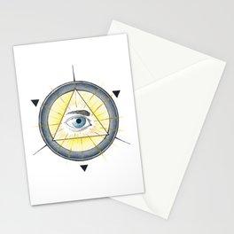 Eye of Providence Stationery Cards