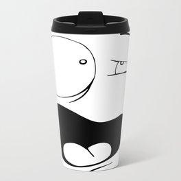 Udi (Two) Metal Travel Mug