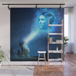 Our Lady of Stars Wall Mural