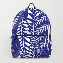 Greek Leaves Backpack