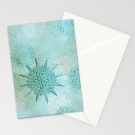 diamond dust Stationery Cards