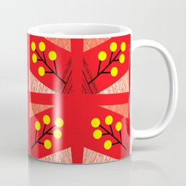 Hedvig Desh Pattern - MCM/102 Coffee Mug