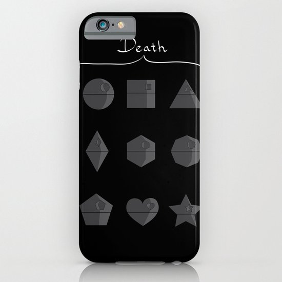 Sith geometry lessons iPhone & iPod Case