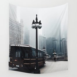 Chicago City Wall Tapestry