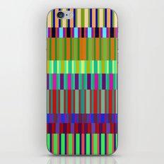 Crazy lines iPhone & iPod Skin