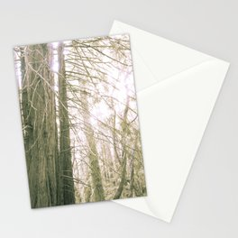 fairy wood Stationery Cards