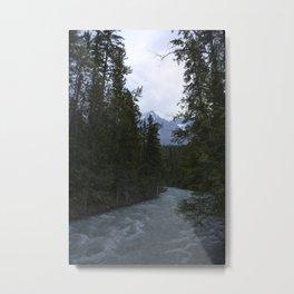 robson river Metal Print