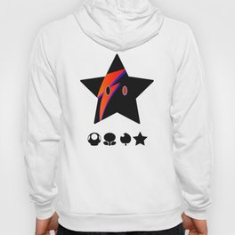 Black Starman Hoody