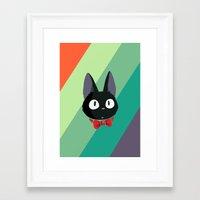 hocus pocus Framed Art Prints featuring Hocus pocus by Mazbosa