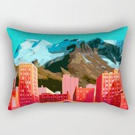 New Age Nature Rectangular Pillow