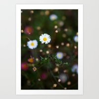 confetti Art Prints featuring Confetti by The Botanist's Daughter